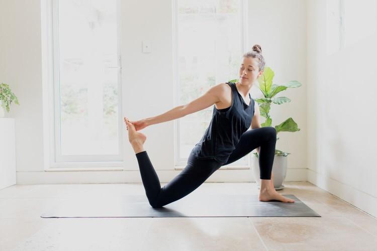 Ingrid - Yoga 2